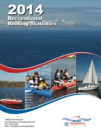 USCG 2014 Recreational Boating Statistics