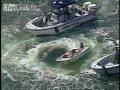 Police Capture 14-foot Boat Circling
