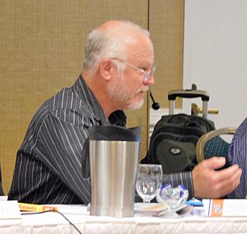 Richard Moore of Florida at NBSAC97