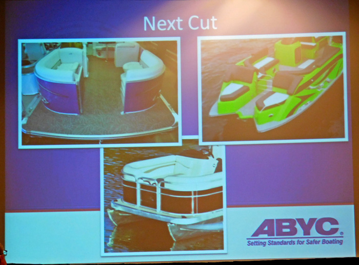 Pontoon boats - next generation NBSC97