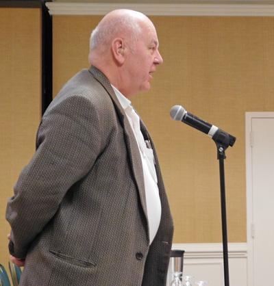 Dick Snyder at NBSAC97