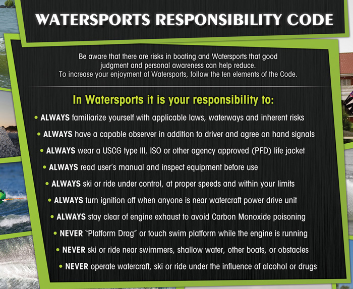 WSIA Watersports Responsibility Code