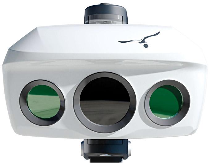 OSCAR boat collision detection system
