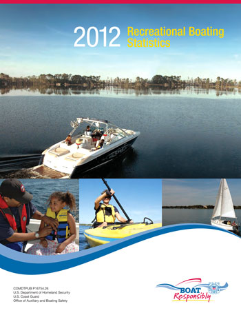 USCG Recreational Boating Statistics 2012