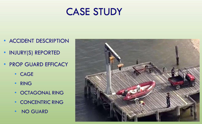 ABYC Case Study: Centerport Yacht Club propeller accident