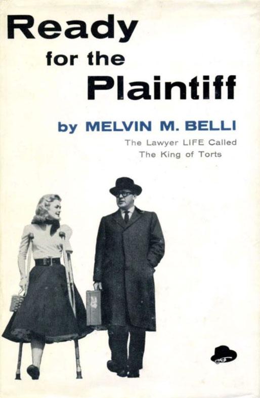 Boni Buehler & Melvin Belli book cover