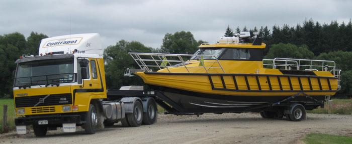 Contrapel Boat