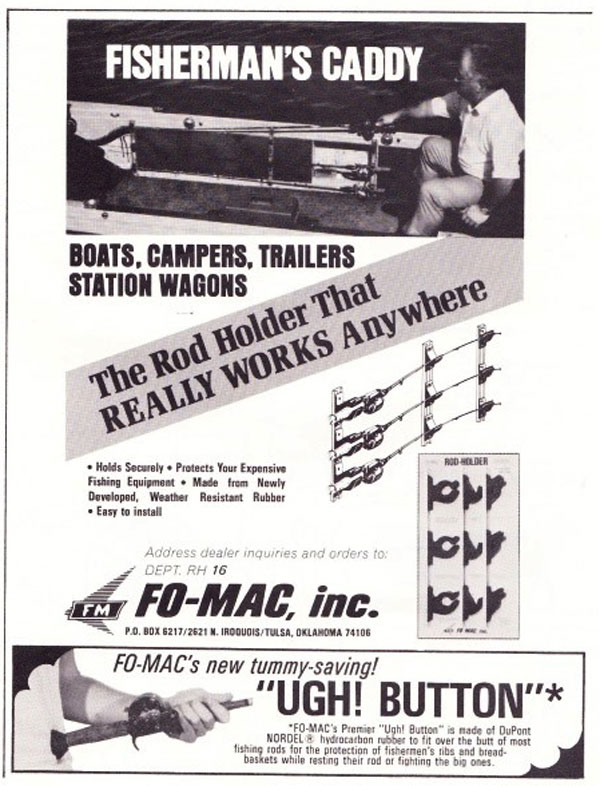 Fo-Mac 1970 advertisement