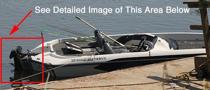 Todd Iwamoto's boat