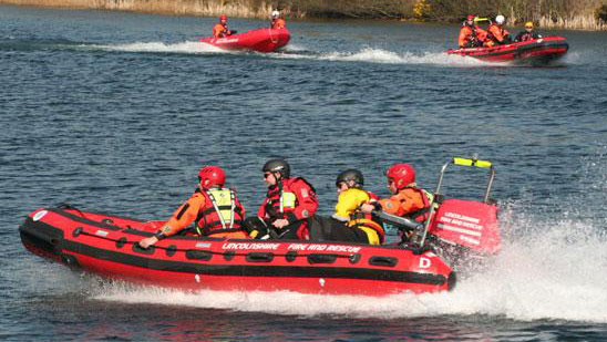Lincolnshire Rescue Boats