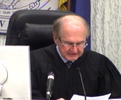 Listman Trial - Judge Jerome Polaha