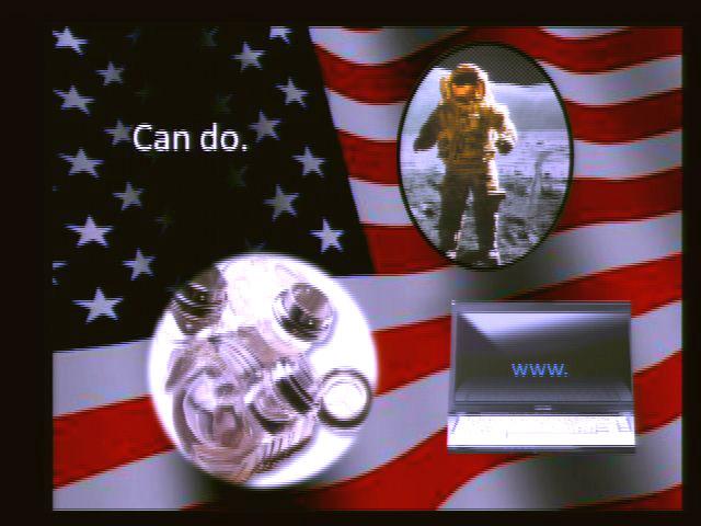 Listman Trial - Man on the Moon