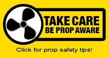 Prop Aware Propeller Safety Campaign