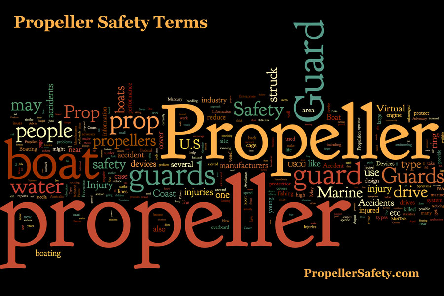 Propeller Safety Terms Wordle