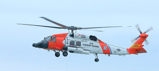 USCG MH-60 Helicopter