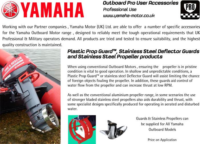 Yamaha UK Propeller Guard