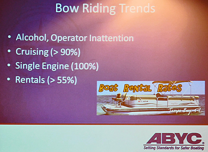 Pontoon Boat Bow Riding Trends