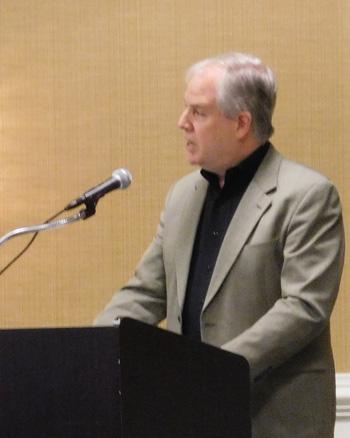 Bob Sprague of PCI