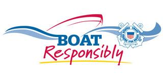 USCG Boat Responsibly Logo