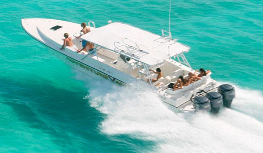 Antigua Adventure tour ad zoomed