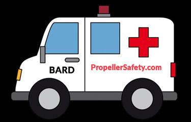 Propeller Safety BARD help logo 375px