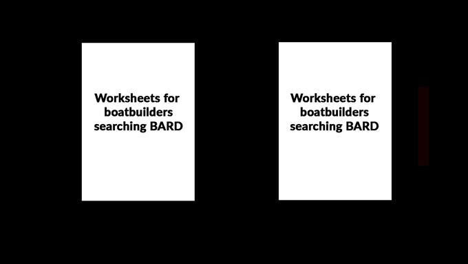 BARD worksheets
