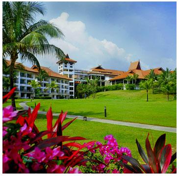 Bintan Lagoon Resort, Indonesia