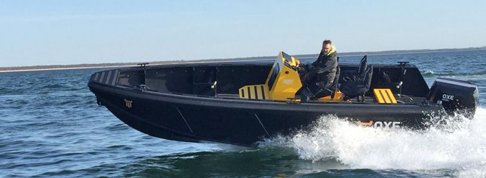 Cimco Marine OXE diesel outboard