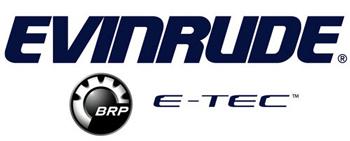 Evinrude BRP logo