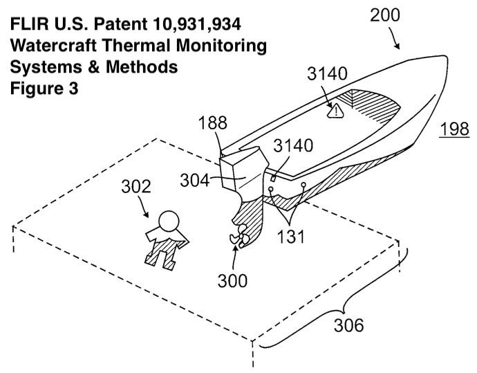 FLIR US Patent for Virtual Propeller Guard