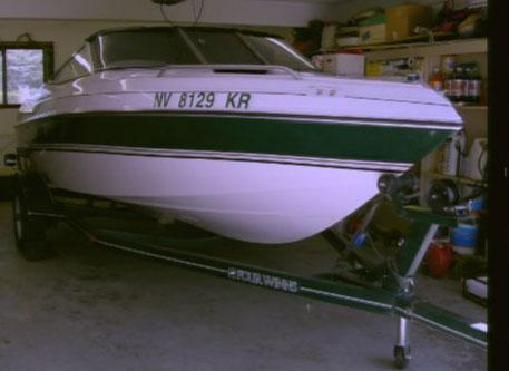 Listman Trial - Porsow Boat