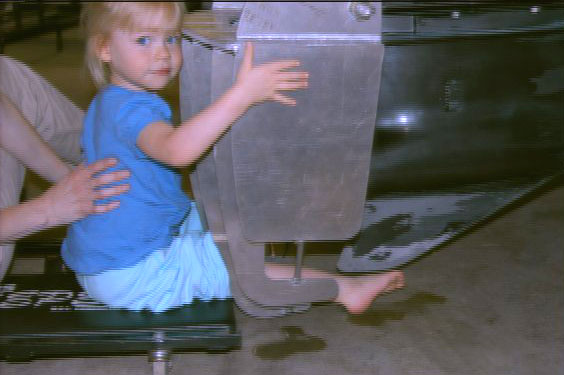 Listman Trial - Child Surrogate in Propeller Guard