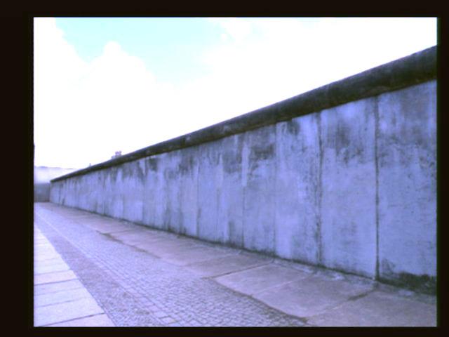 Listman Trial - Wall