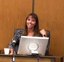 Listman Trial - Robin Listman smiling