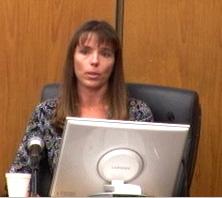 Listman Trial - Robin Listman testifying