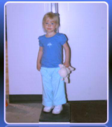 Listman Trial - Little Girl w/ Teddy Bear