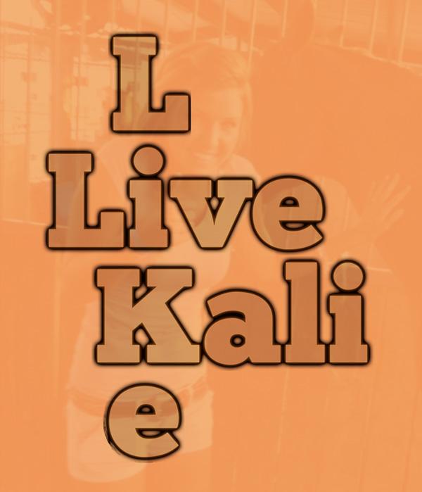 Live Like Kali overlay