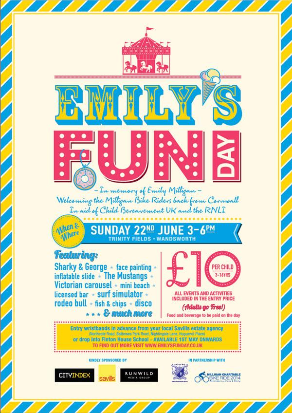 Emily's Fun Day poster