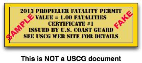 Propeller Fatality Permit mockup