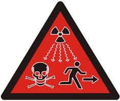 Radiation Warning - New Style
