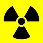 Radiation Warning - Old Style