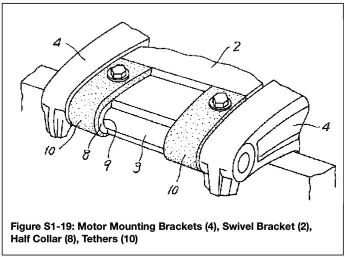 Suzuki Japanese Patent sketch of tether