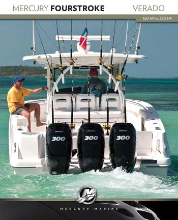 Verado Outboard Triple